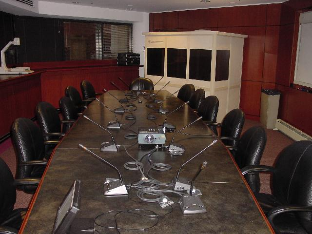 Hard Of Hearing Conference Room Equipment